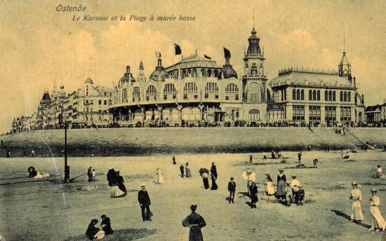 OSTENDE 1907