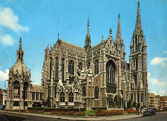 L'Eglise St-Pierre d'OSTENDE