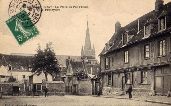 Neufchatel en Bray 1910