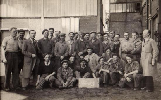 CENTRALE EDF 1946 Aulnoye/Berlaimont