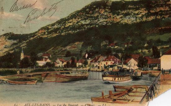 Aix les Bains 1905