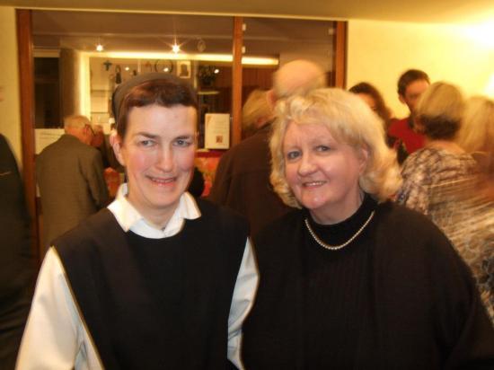 Conférence Abbaye de Soleilmont en Belgique