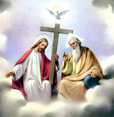 Jesus pere et stesprit