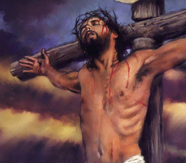 Jesussur la croix