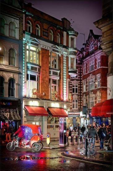 Londres soho