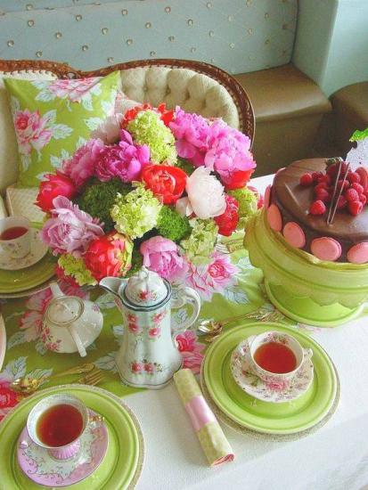 Tea time14