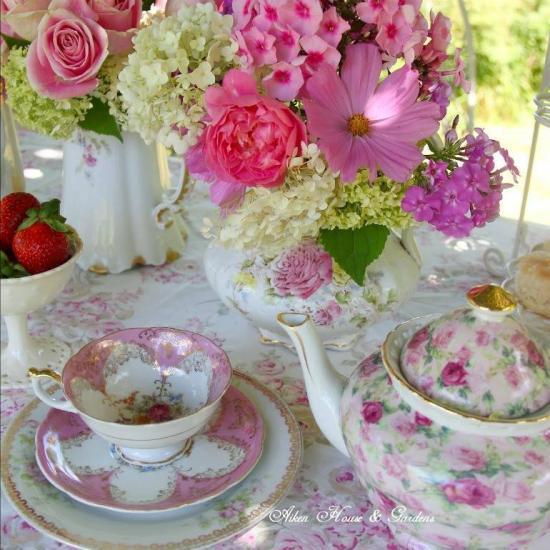 Tea time15