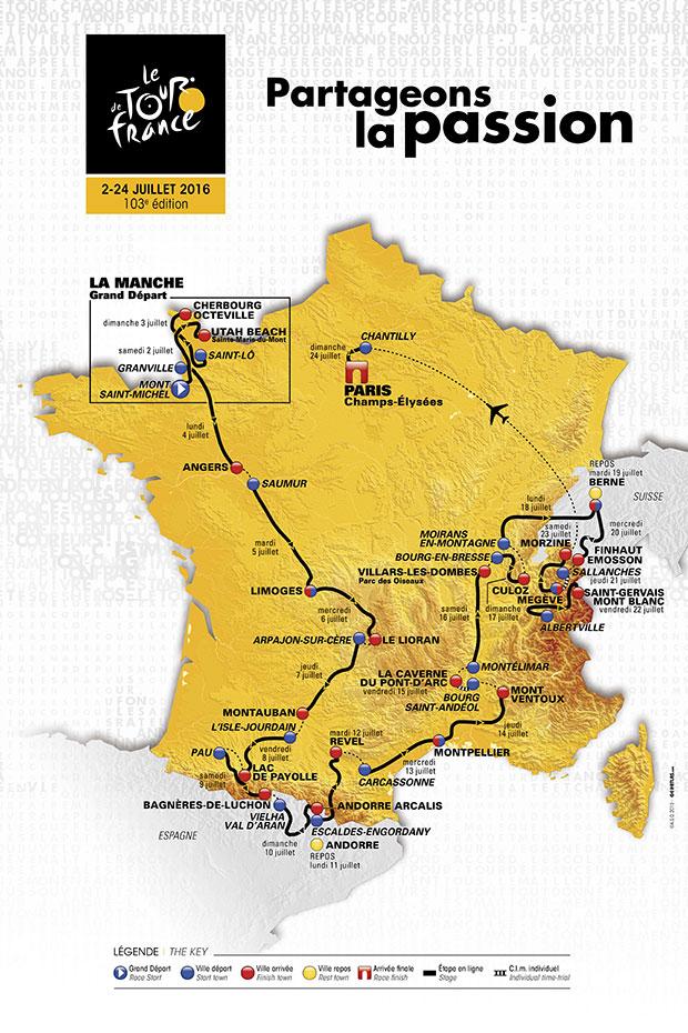 Tour de france2016